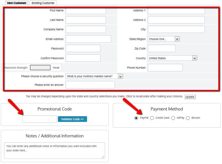 formulir pendaftaran hawkhost