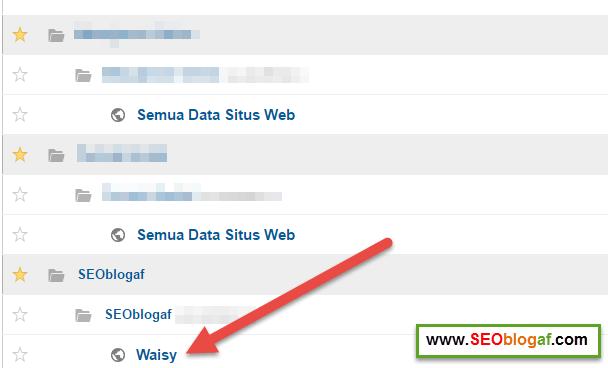 Cara melihat pengunjung blog