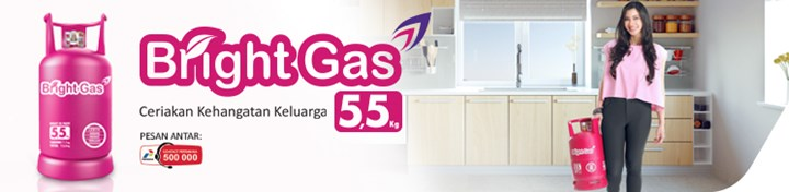 Bright Gas Pertamina