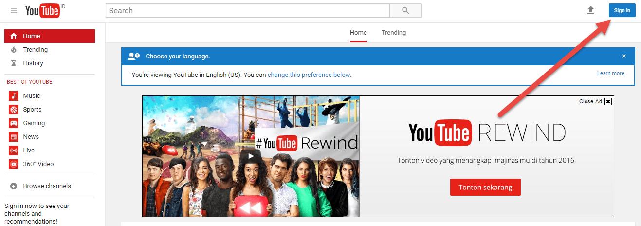 Panduan Lengkap Cara Mendapatkan Uang Dari Youtube Terbukti