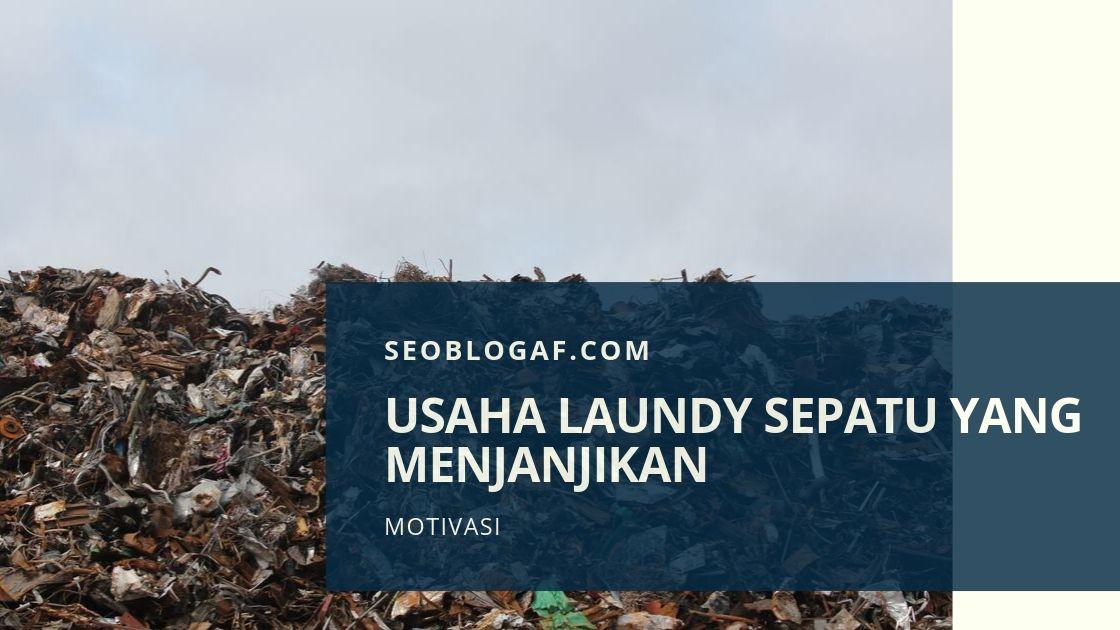 Bisnis Batako Bahan Campuran Sampah Besi