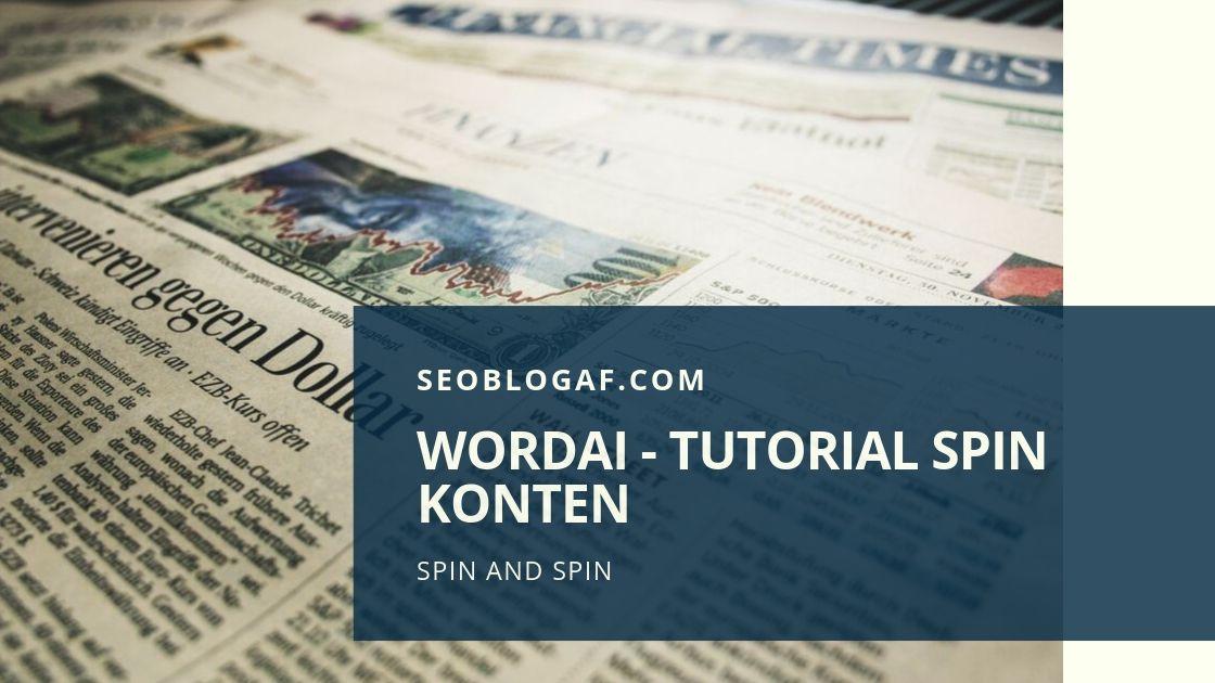 Lengkap Cara Menggunakan Software WordAi